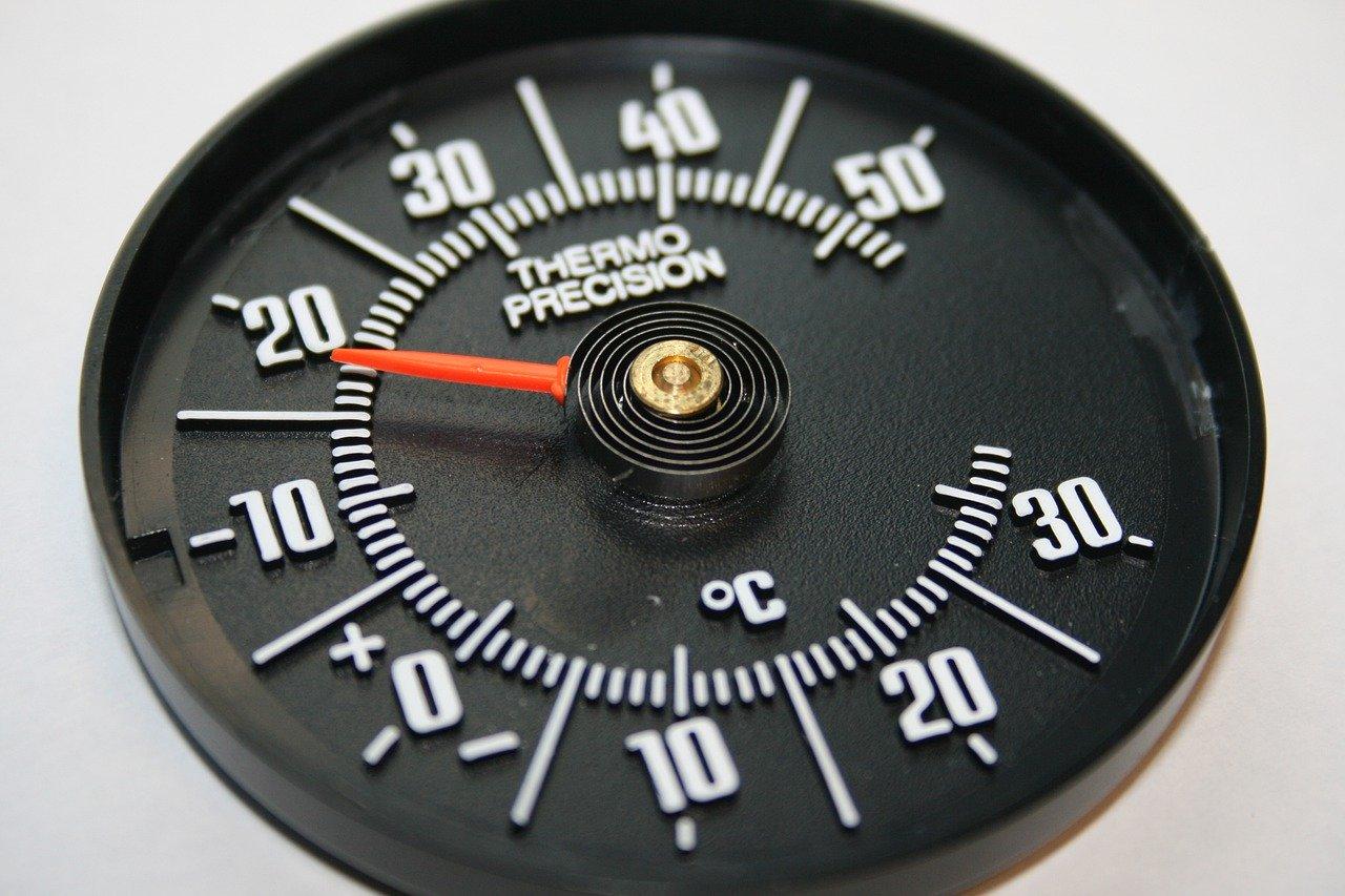 Kühlschrankthermometer Test